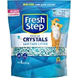 Fresh Step Crystals, Premium Cat Litter, Scented, 8 Pounds