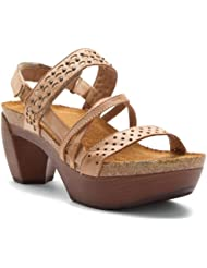 Naot Womens Relate Wedge Sandal
