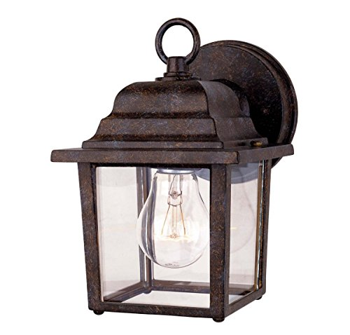 (Savoy House 5-3045-72 One Light Wall Mount Lantern)