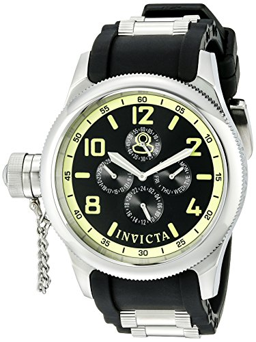 Invicta Men's 1798 Russian Diver Collection Multi-Function Watch ()