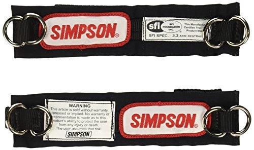 Simpson Racing 3600JBK Black Child Arm ()