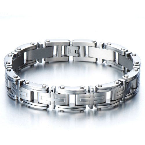 Exclusive Stainless Jewelry Bracelet Inches
