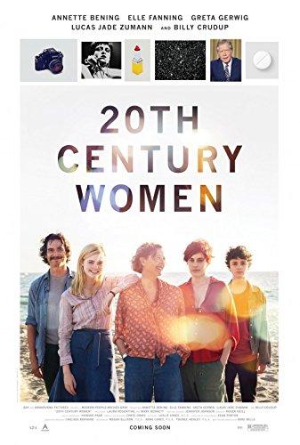 20th Century Posters - 20TH CENTURY WOMEN (2016) Original Authentic Movie Poster - 27x40 - Single-Sided - Elle Fanning - Annette Bening - Greta Gerwig - Alia Scawkat