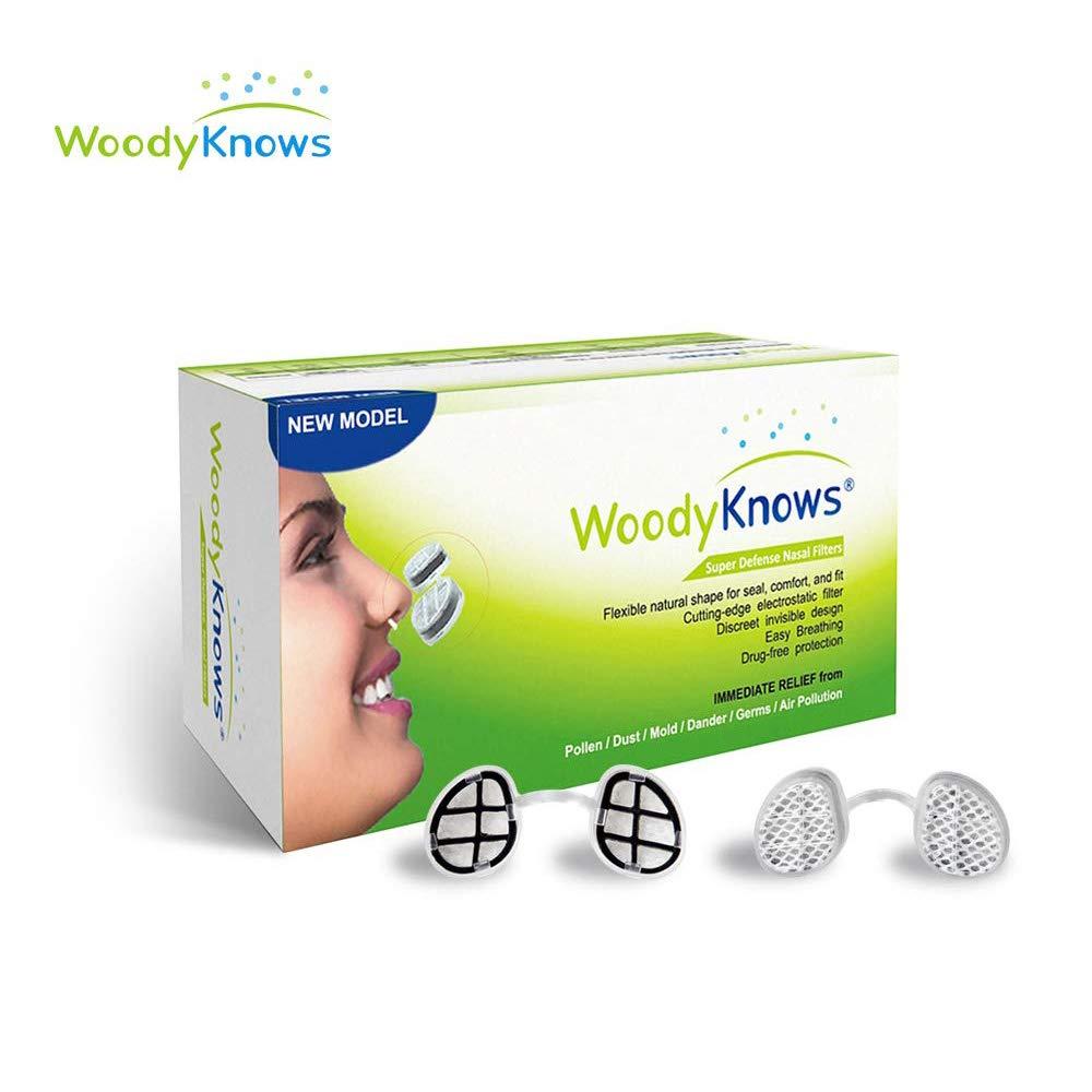 Festnight Nasal Screens Super Defense Nasal Filters Reduce Pollen Dust