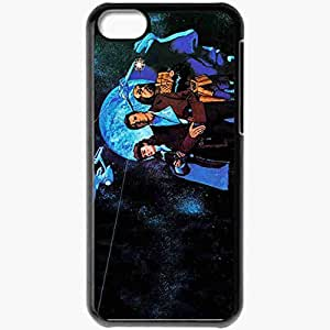 diy phone casePersonalized iphone 4/4s Cell phone Case/Cover Skin Star trek 3 search for spock movies Blackdiy phone case