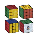Rubik's Cube Coasters Set of 4