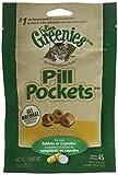 Greenies Pill Pockets Chicken 1.6 oz (45 Pockets)