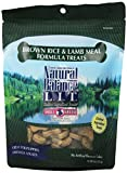 Natural Balance 236532 12-Pack Lit Lamb And Brown Rice Treat For Pets, 8-Ounce