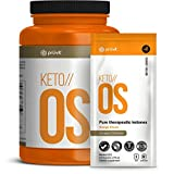 KETO//OS Orange Dream 2.1 CHARGED, BHB Ketogenic Supplement - Beta Hydroxybutyrates Exogenous Ketones for Fat Loss, Workout Energy Boost and Weight Management through Fast Ketosis, 669g, 30 Servings