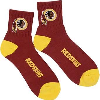 efbd4bff For Bare Feet NFL Mens Men's Team Quarter Socks