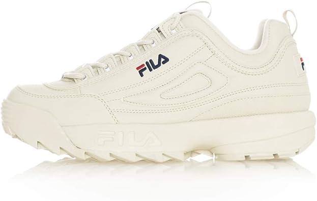Fila Sneakers Uomo Disruptor Low 1010262.00Y: Amazon.co.uk