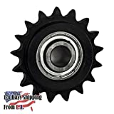 40BB17H-5/8'' Bore 17 Tooth Idler Sprocket for 40 Roller Chain