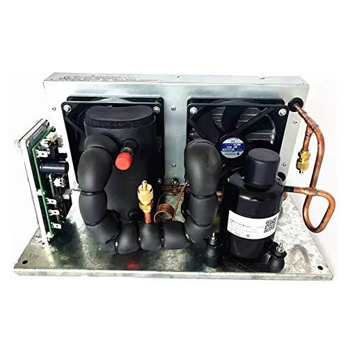 (YUHUA-Micro DC Aircon Microclimate Cooling System Powerful Liquid Chiller Module (Latest Developed) DV3220E-P (24V) (Style : DV3220E-P (24V)))