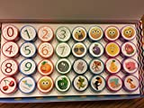 Shops 17 Self Inking Stamps for Kids