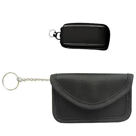 902d20a99d4f Amazon.com: Junda Faraday Bag for Keyfobs Signal Blocking Bag ...