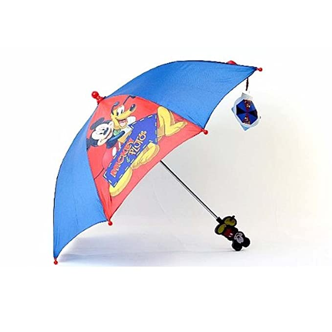 708bf613fb1fa Image Unavailable. Image not available for. Color  Disney Kids Mickey Mouse  Umbrella