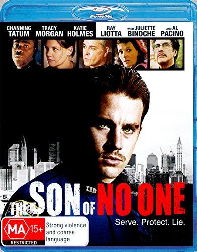 The Son of No One   NON-USA Format   Region B Import - Australia