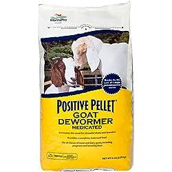 Manna Pro Positive Pellet Goat De-Wormer