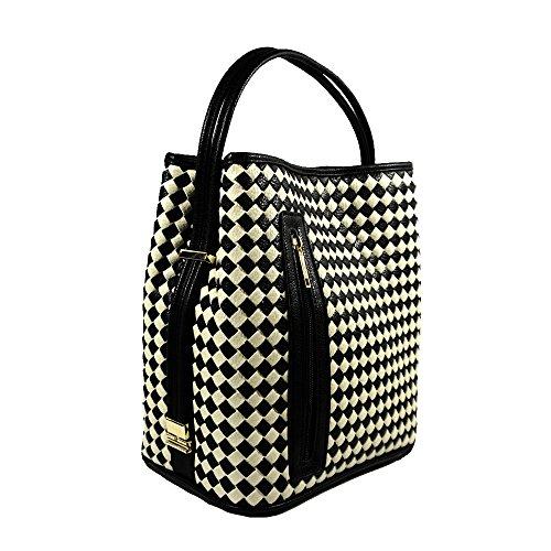 liliana-designer-black-and-white-italian-woven-handbag