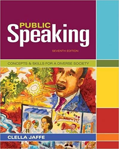 Public Speaking Concepts And Skills For A Diverse Society Cengage Advantage Books 7th Edition