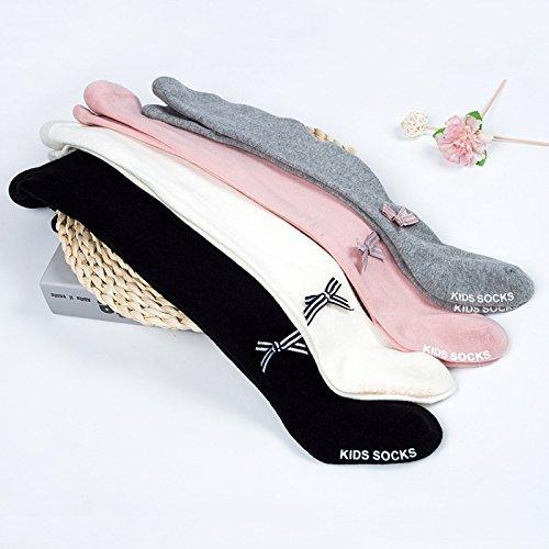 GuiXinWeiHeng 6pcs Baby leggings children pantyhose girls socks cotton children socks (color random)