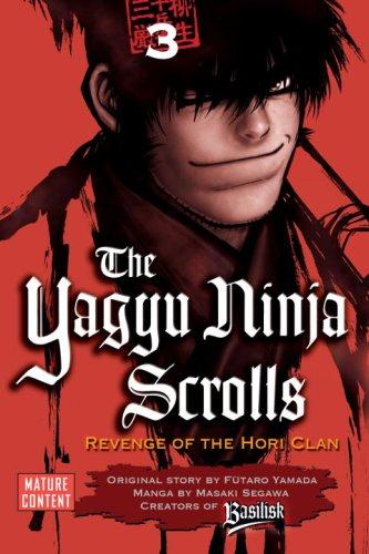 Revenge of the Hori Clan (Yagyu Ninja Scrolls): Amazon.es ...