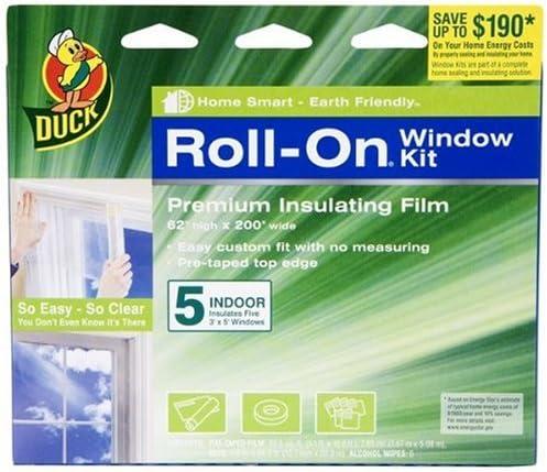 Duck 281067 3 Window Insulation Kit