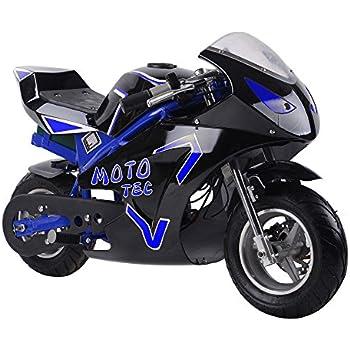 mototec 36v 500w electric pocket bike gp. Black Bedroom Furniture Sets. Home Design Ideas