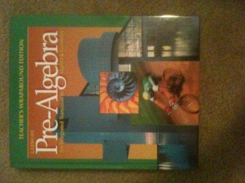 Pre-algebra an Integrated Transition to Algebra & Geometry (Teacher's Wraparound Edition)