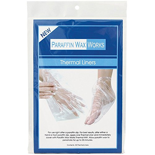 parrafin wax hand - 9