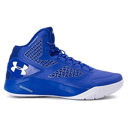 Drive Mens Royal 2 Silver Metallic Team Shoes UA Clutchfit qnxwqRT