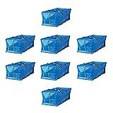 Ikea Frakta Storage Bag,Extra Large - Blue (10)