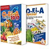 O-Ei-A Profi-Bundle 2017 - O-Ei-A 2017 und O-Ei-A Spezial (5. Auflage) im Doppelpack: Mit 4,00 € Preisvorteil gegenüber Einzelkauf!