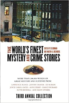 Book The World's Finest Mystery and Crime Stories: Third Annual Collection