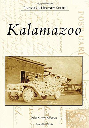 Kalamazoo (Postcard History Series) (Kalamazoo World Star)