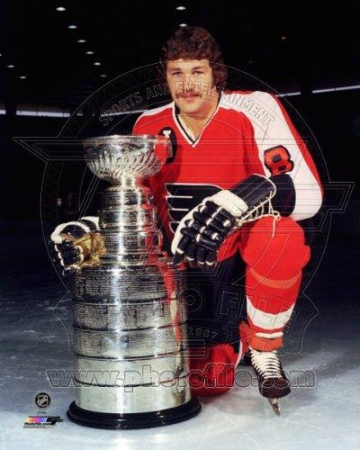 NHL Dave Schultz Philadelphia Flyers Stanley Cup Photo 8x10