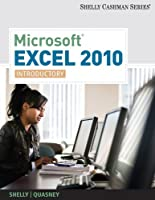Microsoft Excel 2010: Introductory Front Cover