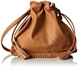 BIG BUDDHA Mae Shoulder Bag, Tan, One Size