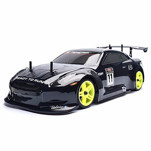 HSP RC Car 4wd 1/10 Road Touring Racing Vehicle Nitro Gas Power High Speed Hobby Remote Control Car (Nitro Vehicles)