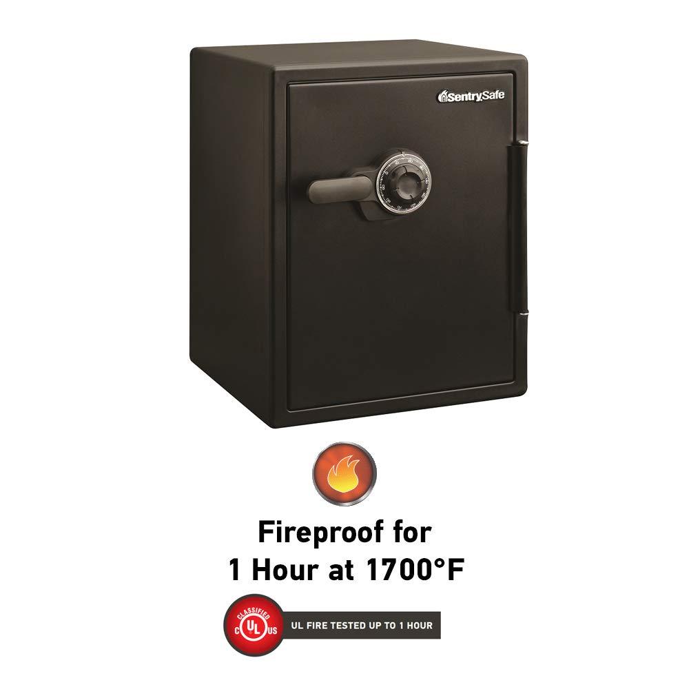 Amazon.com: SentrySafe, Caja fuerte con combinación ...