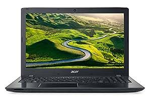 """Acer Aspire E 15 E5-523-97YR - Portátil de 15.6"""" (AMD A9-9410, 8 GB de RAM, disco HDD de 1000 GB, tarjeta gráfica UMA, Windows 10 Home + Licencia 1 año Office 365 Personal), color negro"""