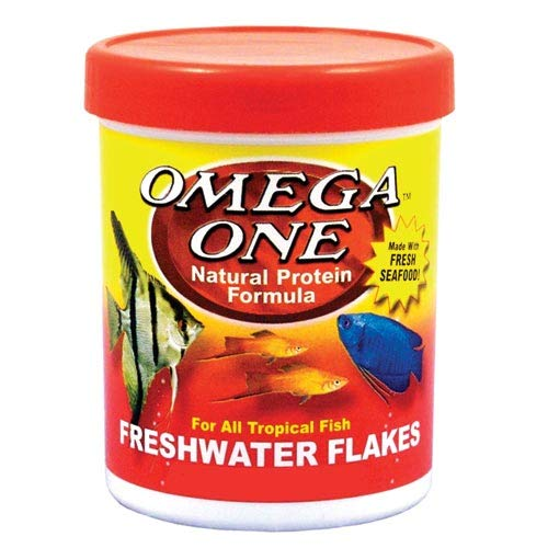 - OMEGA One Freshwater Flake 2.2oz