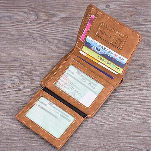 Coin Con Portafogli Pelle E Carta Sim Uomo Credito Portafoglio 08 Cerniera Porta Di Tasca Colore Slot qfU48w