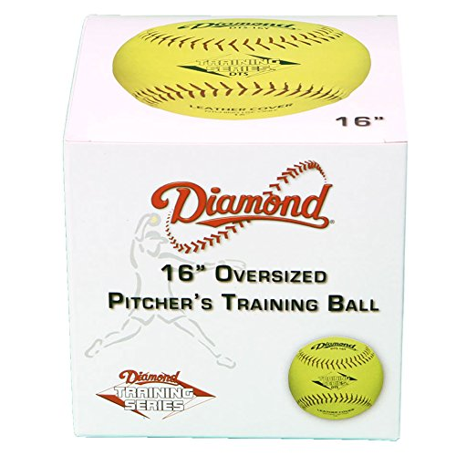 Diamond DTS-16Y Oversized Pitching Fastpitch Softball ()