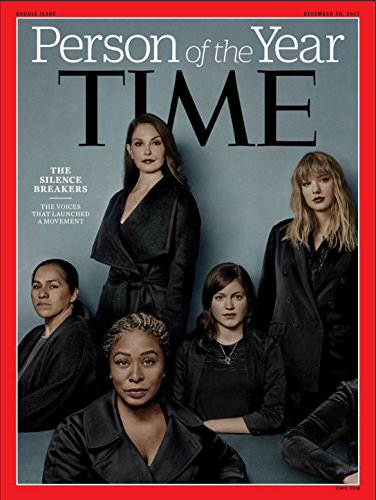 Time Magazine (December 18, 2017) Person of the Year: The Silence Breakers