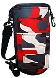 Flames N Games Camo Super Diabolo Bag (Choice of Colors)- Pro Diablo Travel Bag