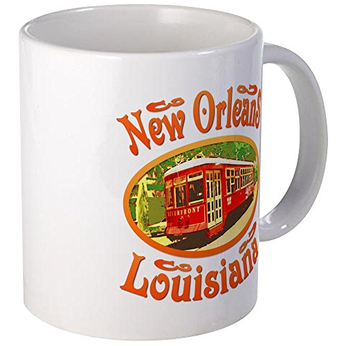 - CafePress New Orleans Louisiana Mug Unique Coffee Mug, Coffee Cup