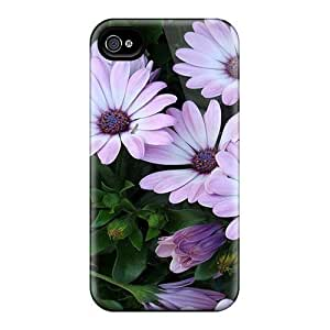 ConnieJCole Premium Protective Hard Case For Iphone 4/4s- Nice Design - Anemone Hdtv 1080p WANGJING JINDA