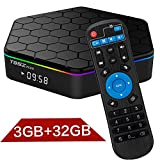 Electronics : YAGALA 2017 Newest T95Z Plus Android TV Box, 3GB RAM/32GB ROM Android 6.0 Marshmallow Amlogic S912 Smart Mini PC support Octa Core 4K Resolution Dual Band WiFi 2.4GHz/5GHz Bluetooth 4.0