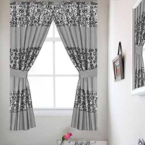 Glitter Curtains Amazonrhamazon: Sequence Curtains For Bedroom At Home Improvement Advice